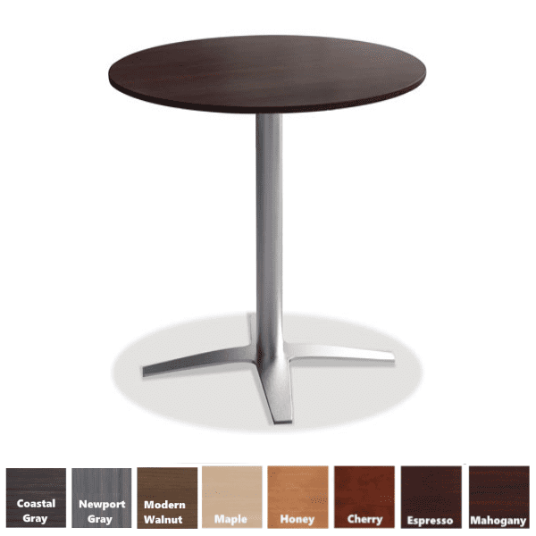 Round Standing Table