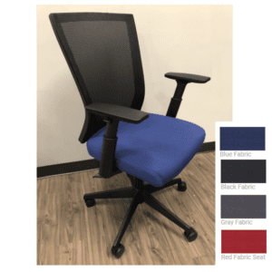 4 Fabric Colors - Cade Chair