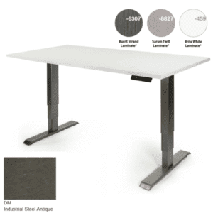 Hi-Hat Height Adjustable Height Desk