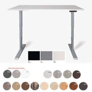 "24""D Height Adjustable Table Desk"
