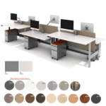 6-Pack Workstations