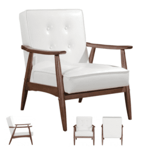 Rocky Wood Guest Chair