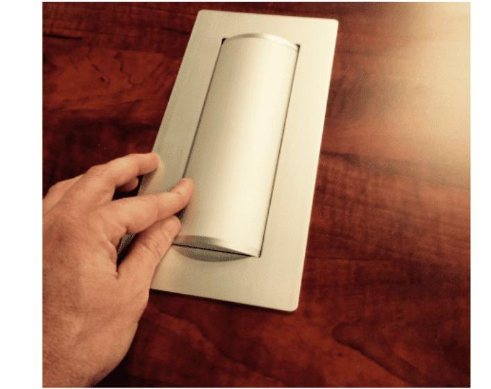 Flip-Open Insert Power Module