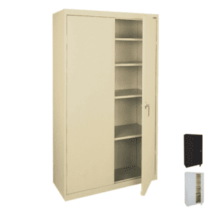 Budget Metal Cabinets