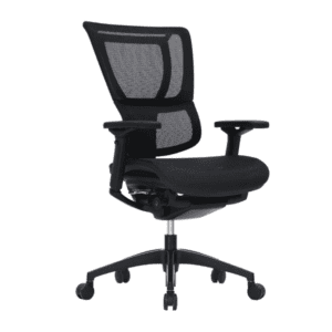 iOO Black Mesh Task Chair