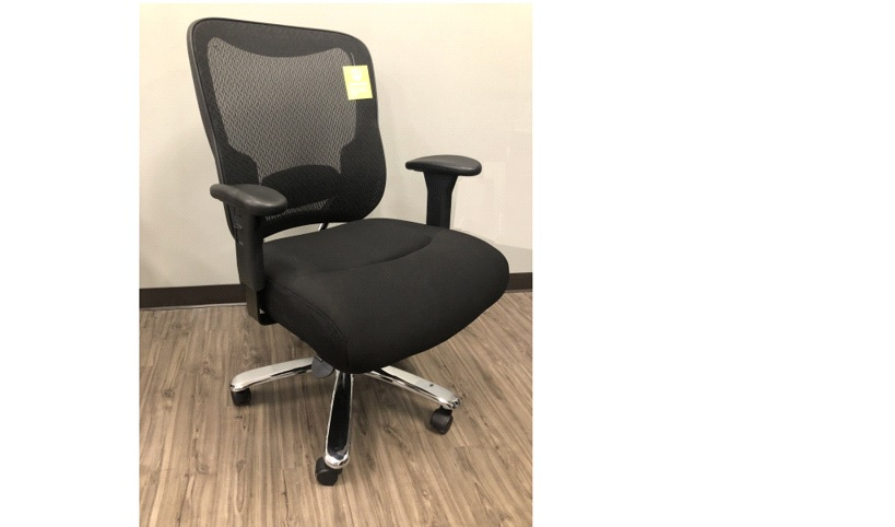 Mesh Back Big & Tall Office Chair