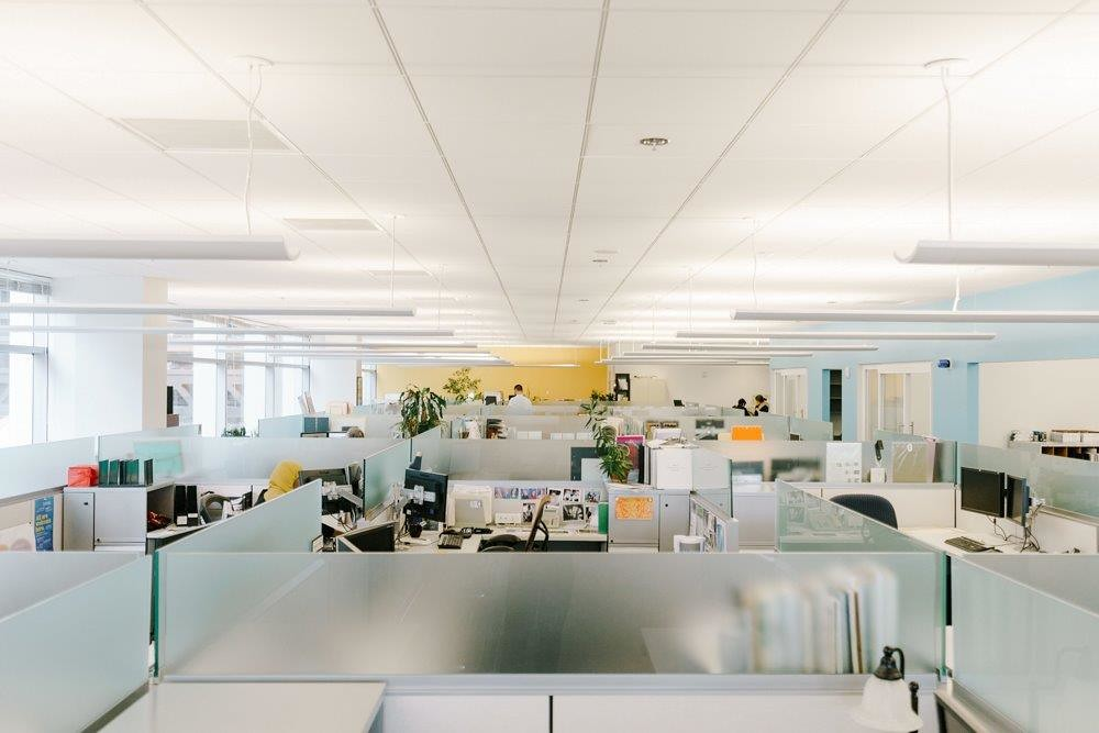Working desk dividers