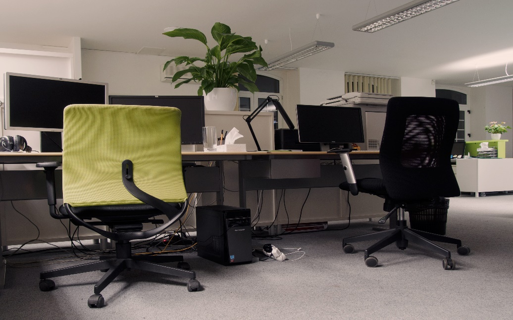 Workplace station