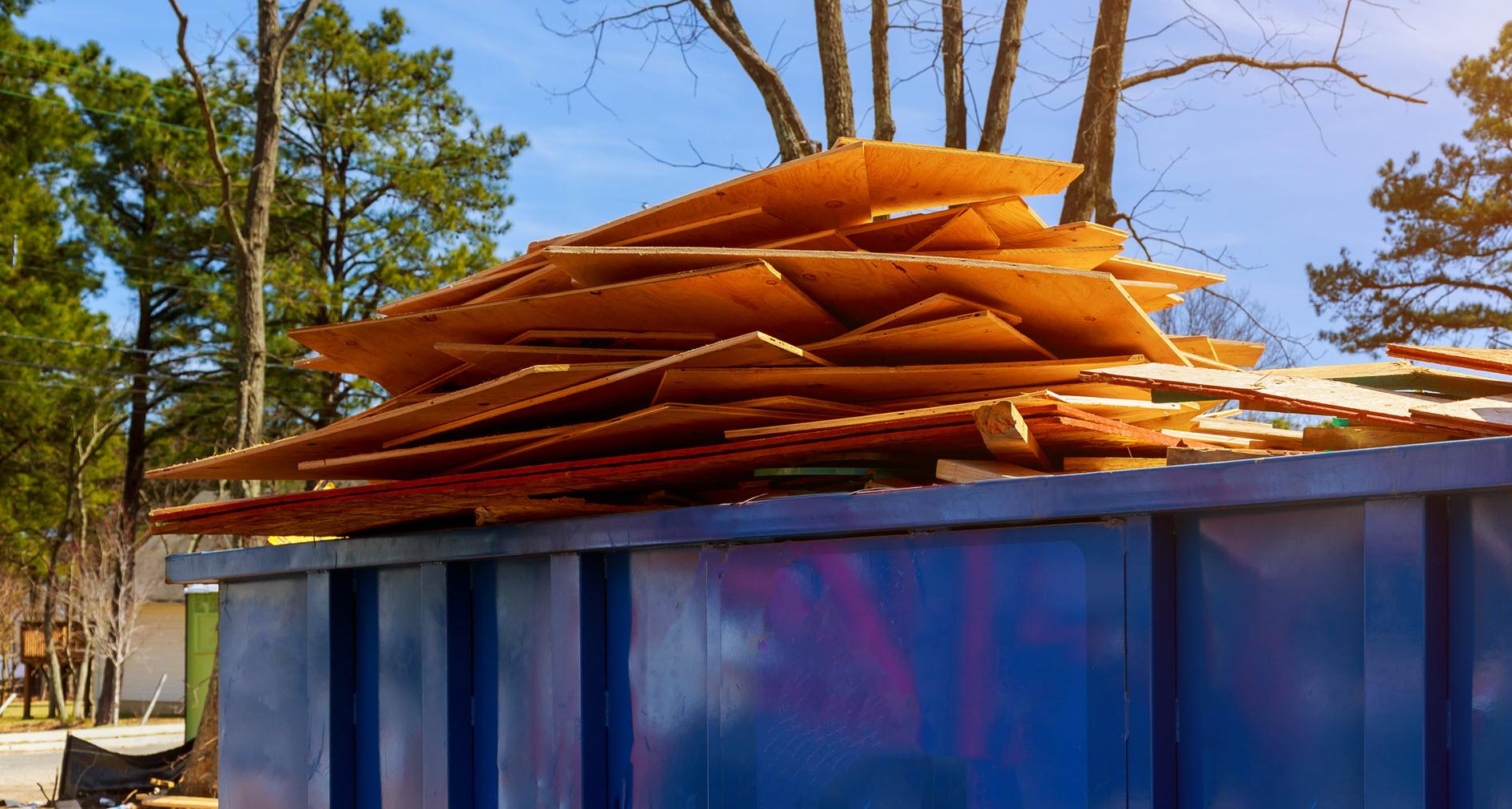 Construction & Debris Recycling