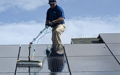 Solar Panel Cleaning Boynton Beach, Florida Solar Shine FL.