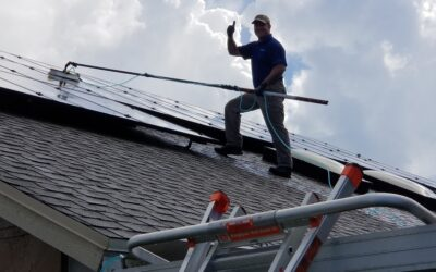 Solar Panel Cleaning Company | West Palm Beach, Florida