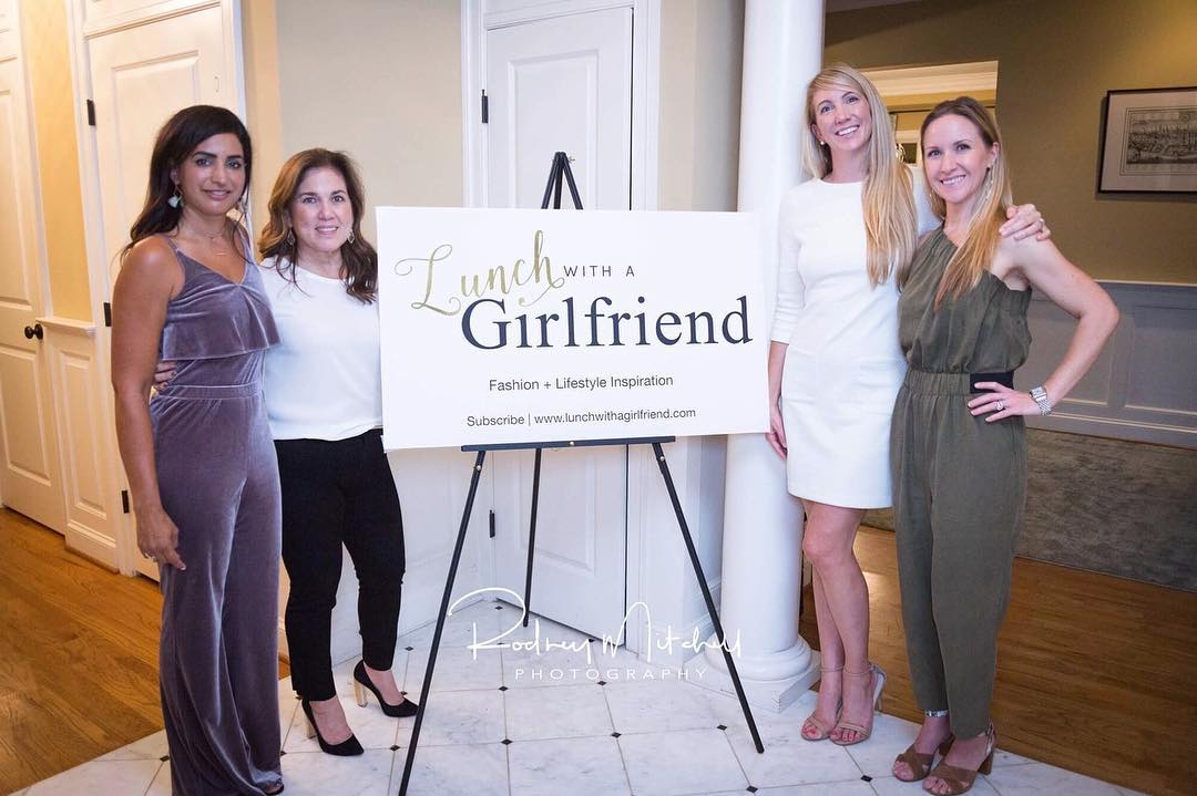 Launch Party | Lunch With A Girlfriend