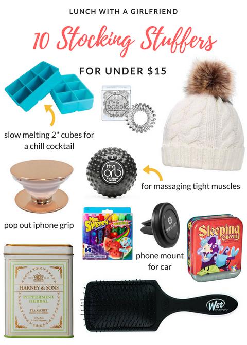 10 Stocking Stuffer Ideas For Under $15