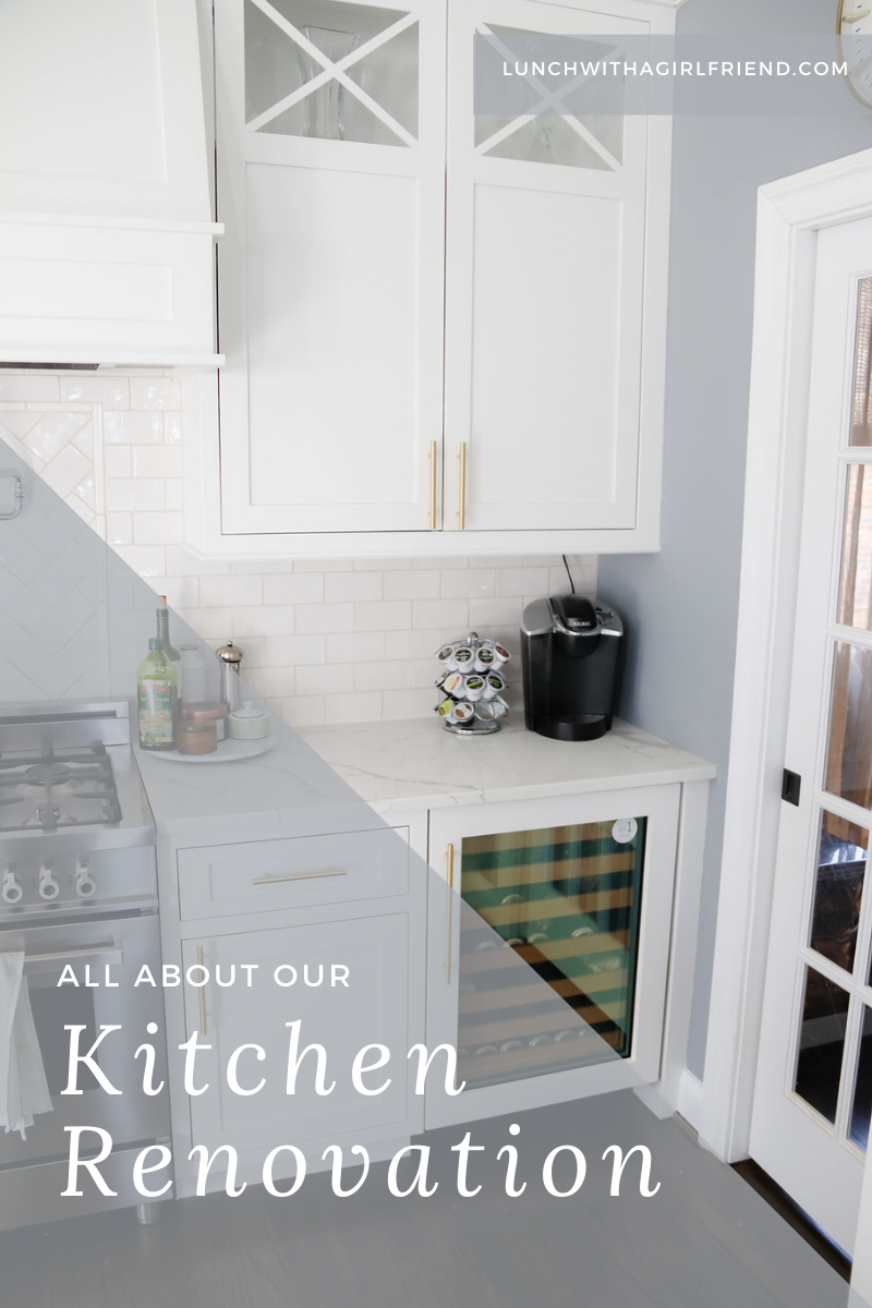 Changing Spaces: Our Kitchen Renovation