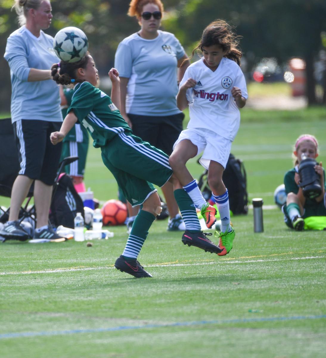 Arlington Travel Soccer
