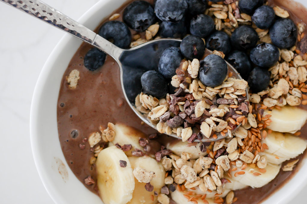 Make At Home Acai Bowl