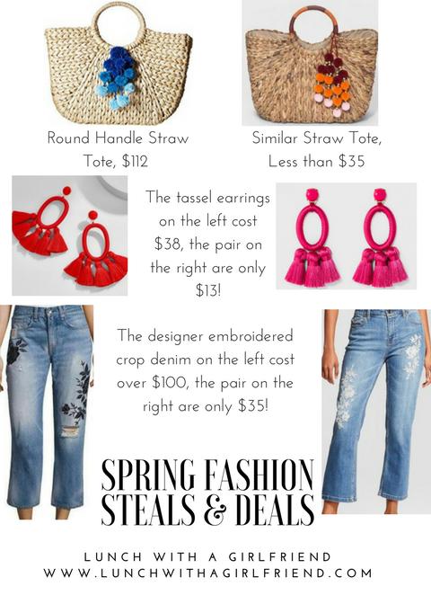 Spring Fashion Steal