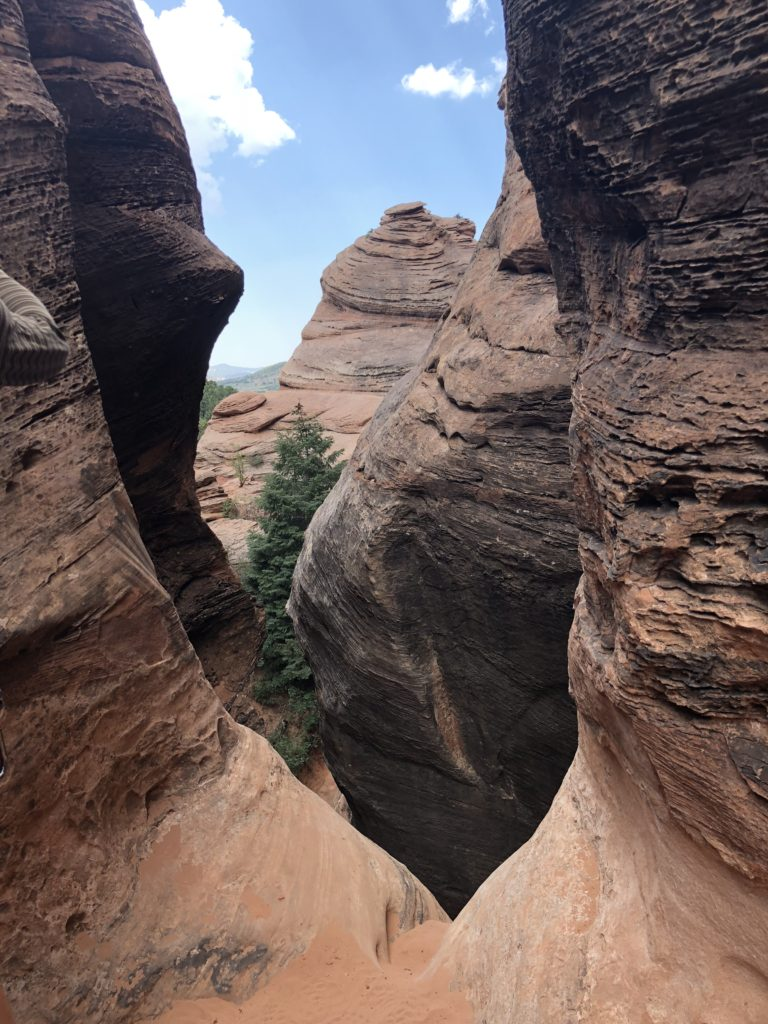 Go There: Hike and Canyoneer Through Zion National Park