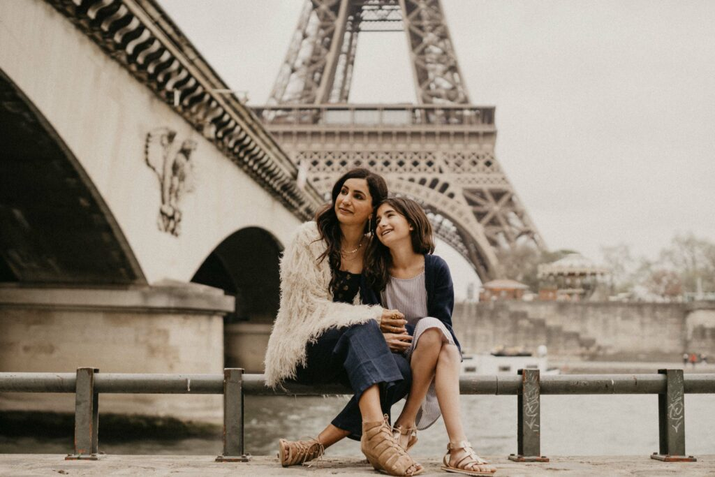 Mother/Daughter Trip To Paris