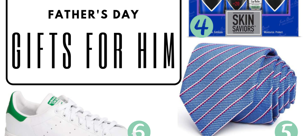 8 Gift Ideas To Show Him How Much You Appreciate Him On Father's Day