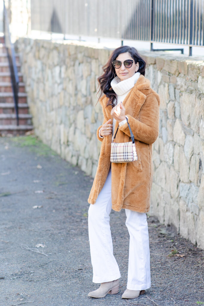 Shake Off Your Winter Doldrums With A Bright White Winter Outfit