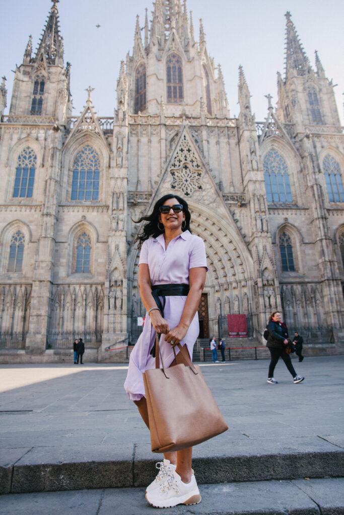 Explore Barcelona in 4 Days