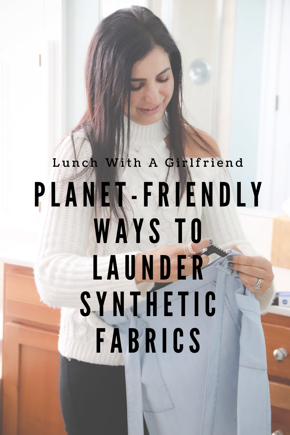 Sustainable Fashion: 5 Planet-Friendly Ways To Launder Your Synthetic Fabrics