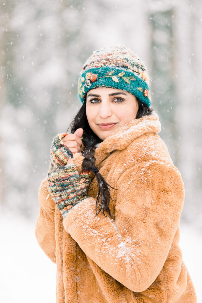 How To Style Winter Hats