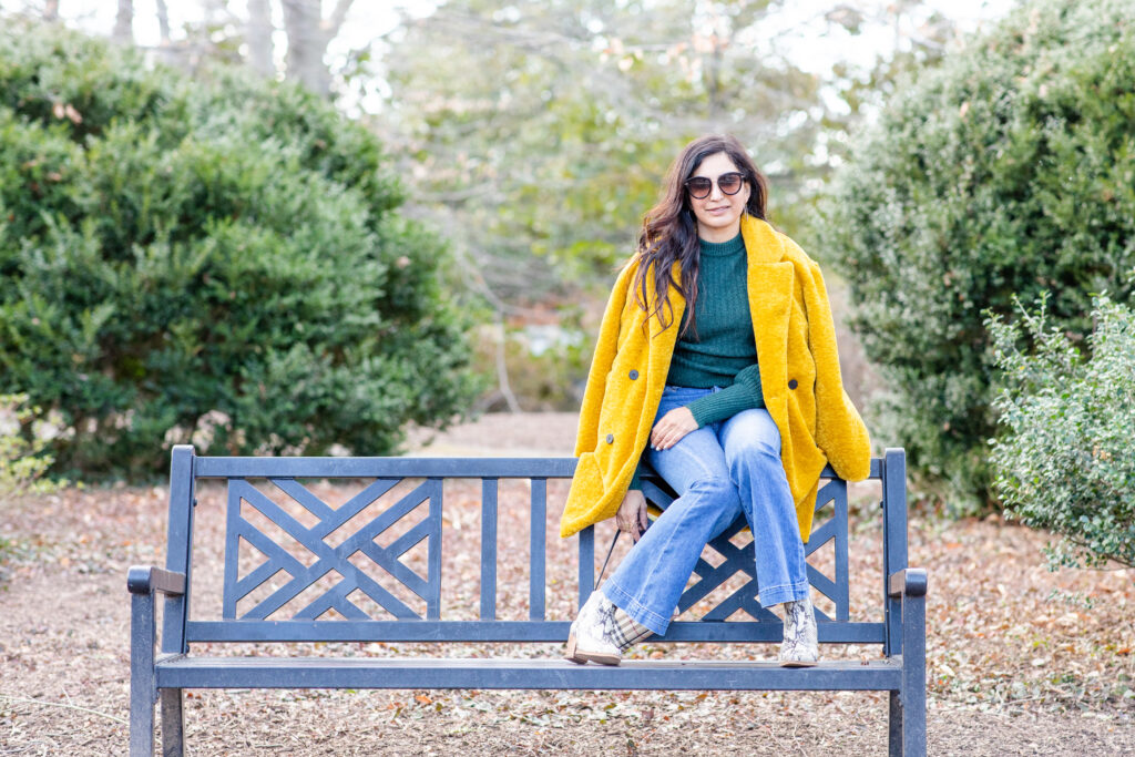 How To Shop For A Winter Dress Coat + Outfit Inspiration