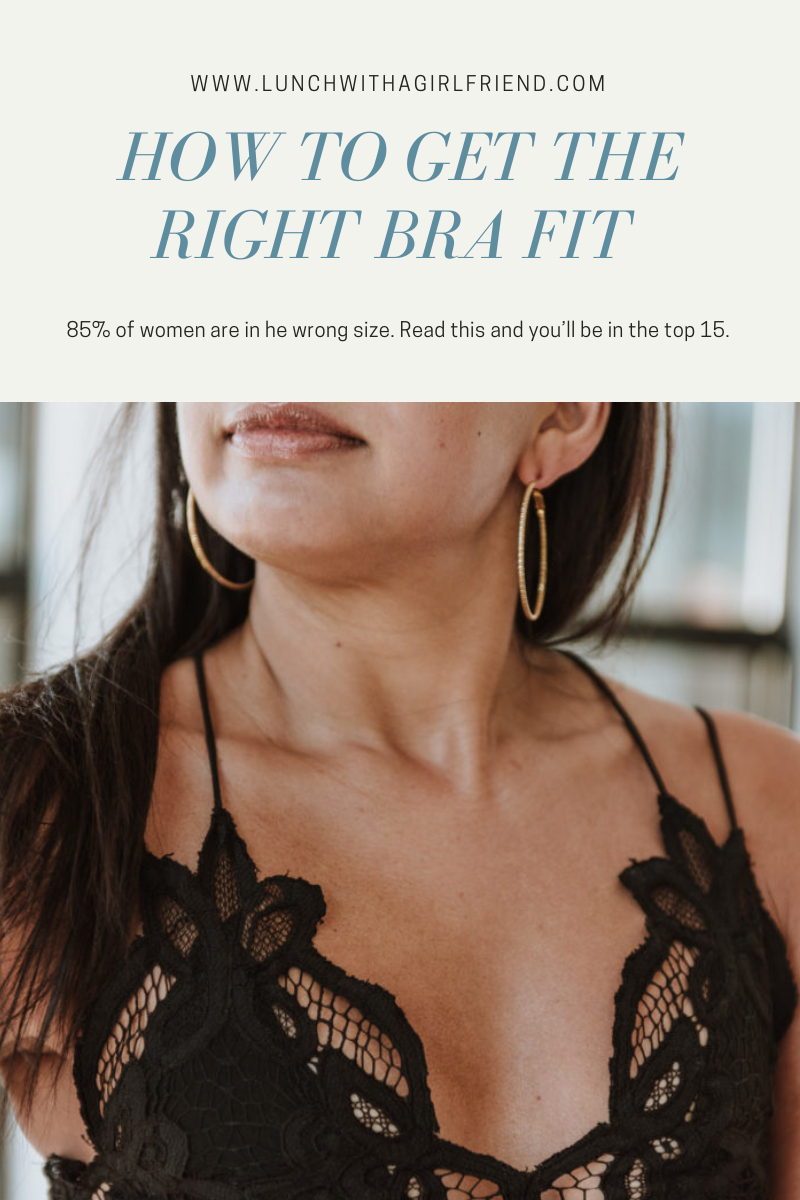 Getting The Right Bra Fit