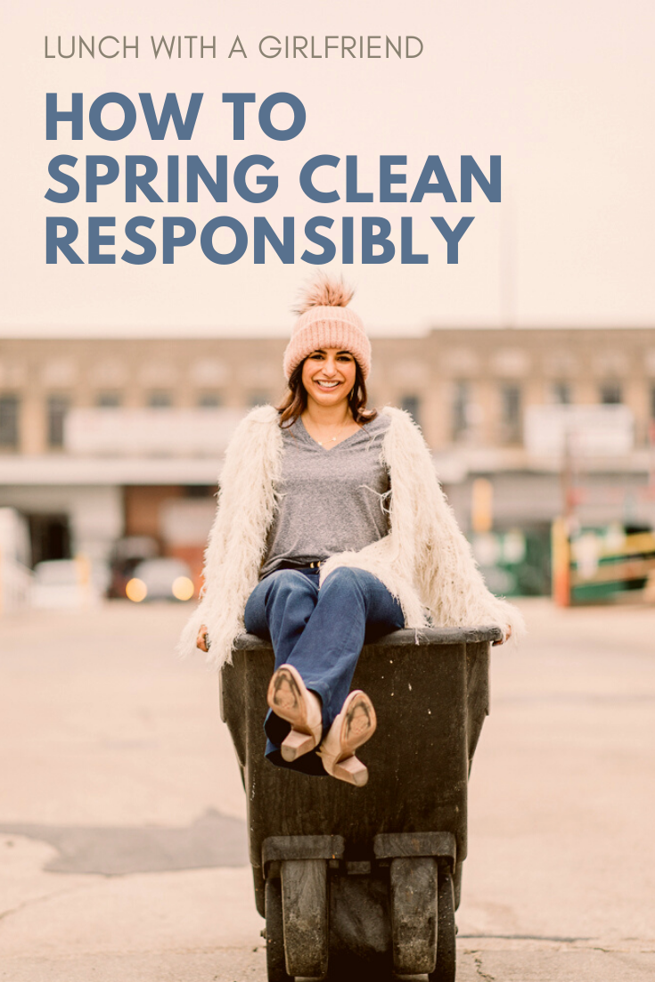 Tips For Responsibly Spring Cleaning Your Closet