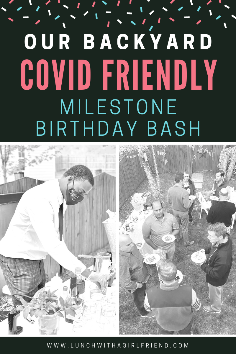A Milestone Birthday Celebration