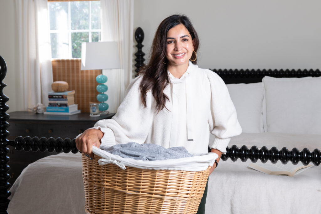 A Planet-Friendly Approach To Laundering Synthetic Fabrics