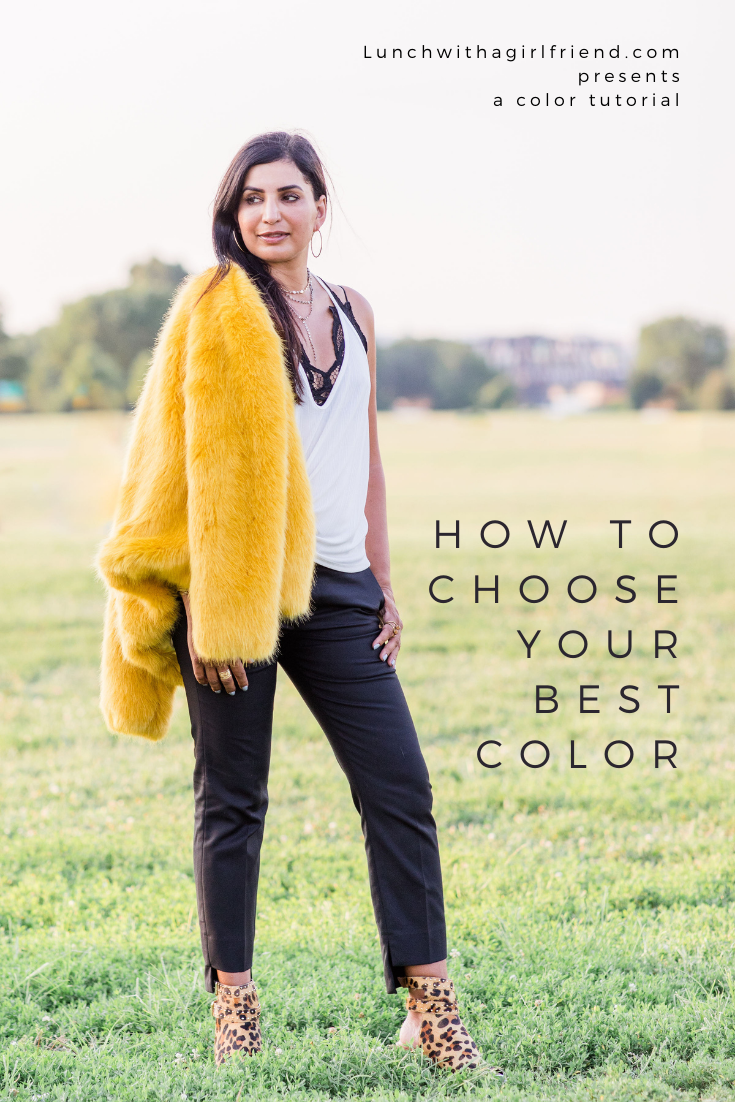 How To Choose Your Best Colors