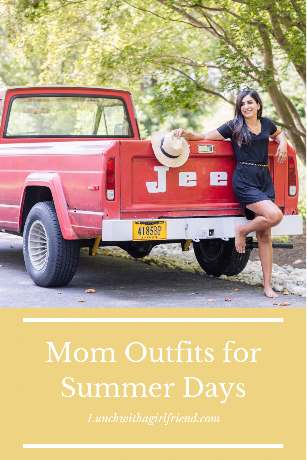 Mom Outfit Ideas