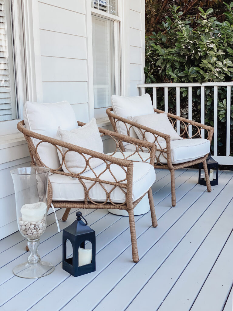 My Favorite Pieces For Outdoor Living Spaces