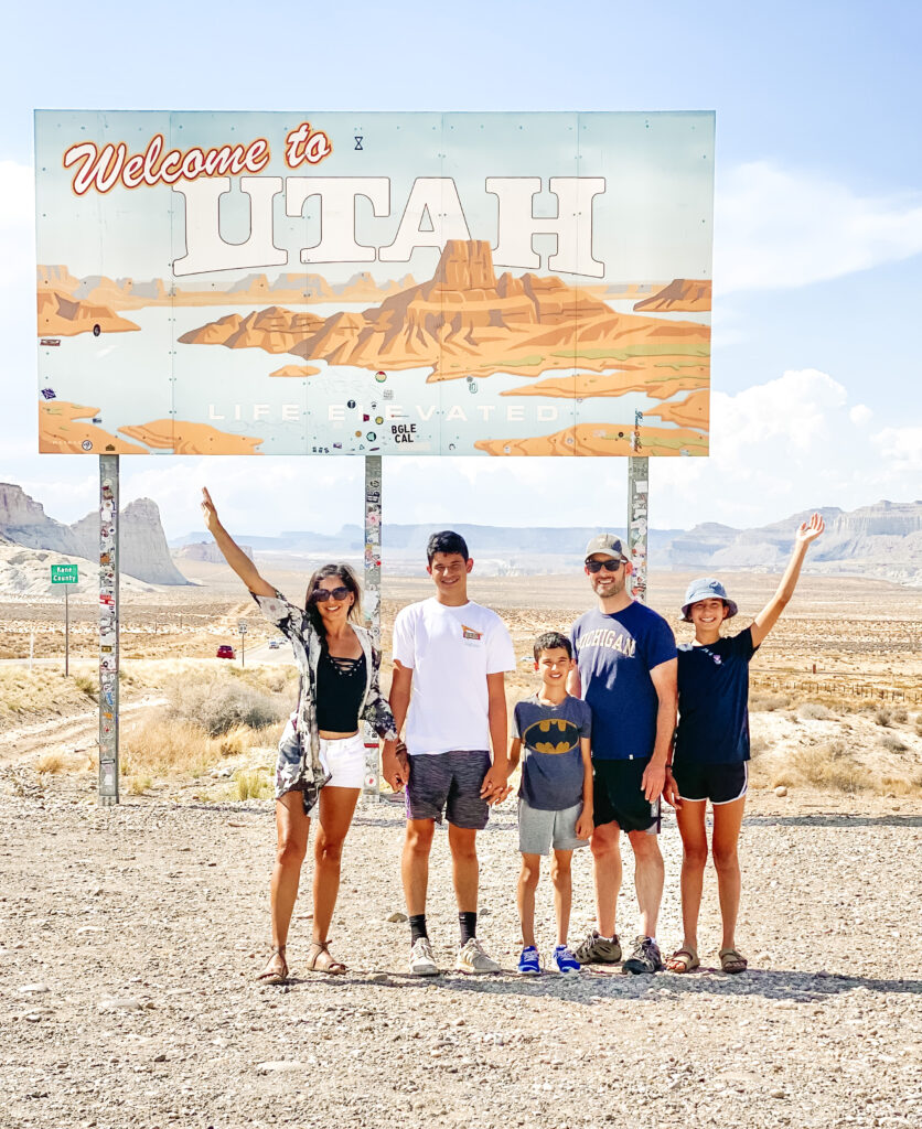 All About Our Family Vacation To Utah