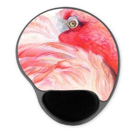 Flamingo Gel Mousepad