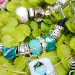 Large Bead Bracelets for Sale with wildlife Artwork