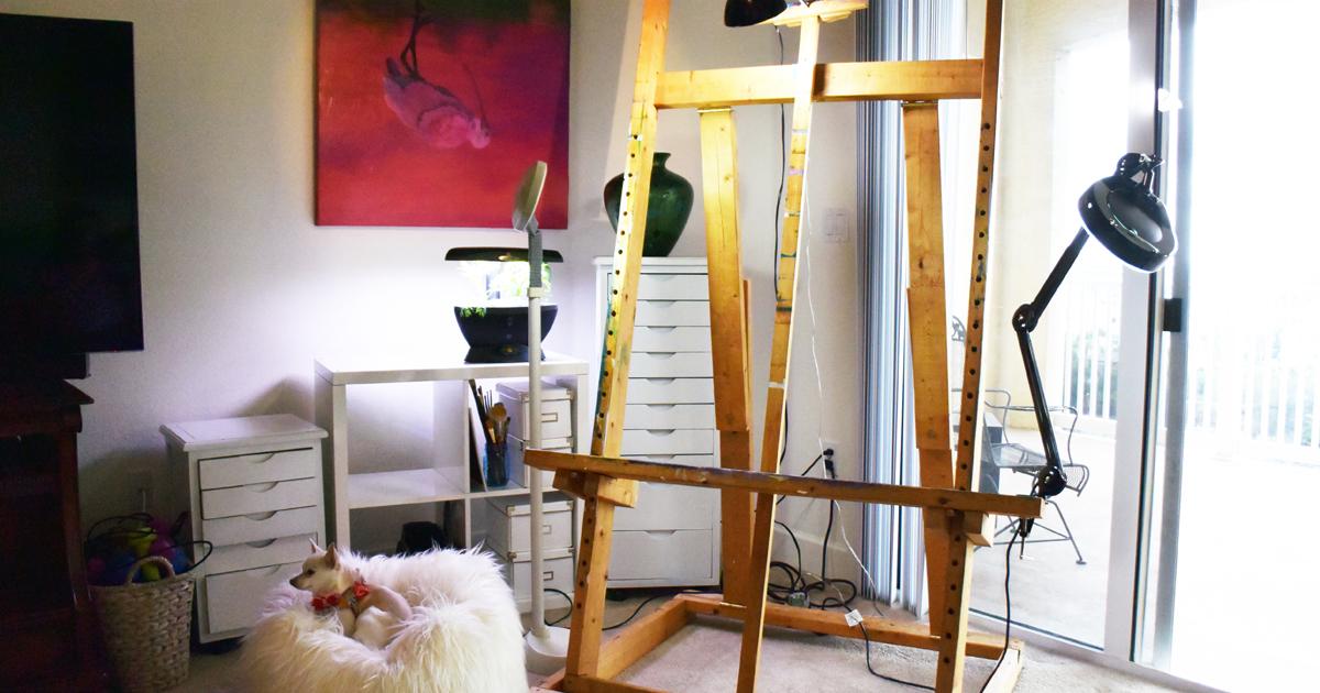 Allison Richter Wildlife Studio Easle