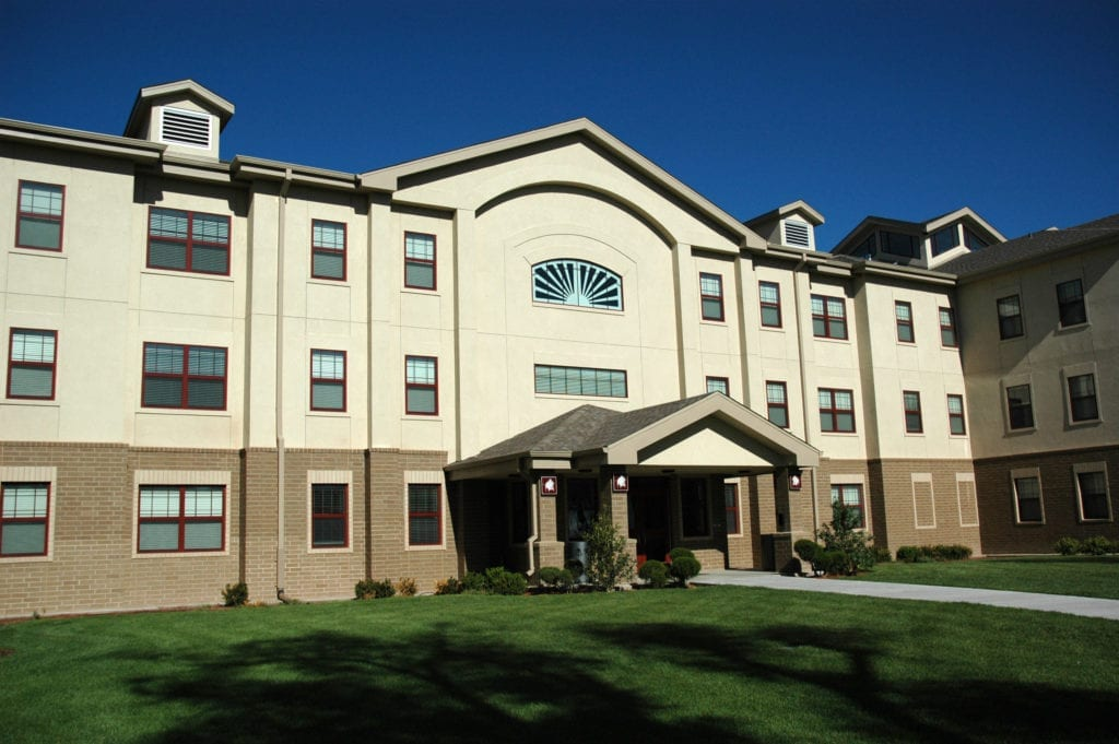 West Texas A&M Residence Hall