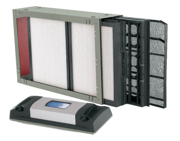 American Standard AccuClean electronic air filter