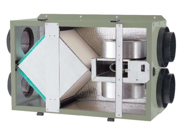 American Standard AccuExchange Energy Recovery Ventilator | Scottco | Air Quality In Amarillo, TX