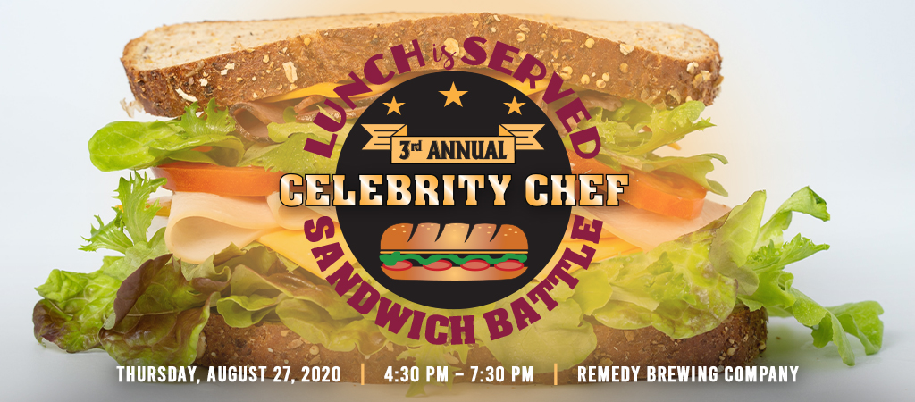 2020 Celebrity Chef Sandwich Battle