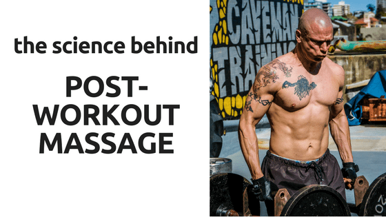 The science behind post-workout massage.