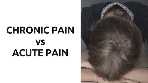 Chronic Pain vs Acute Pain