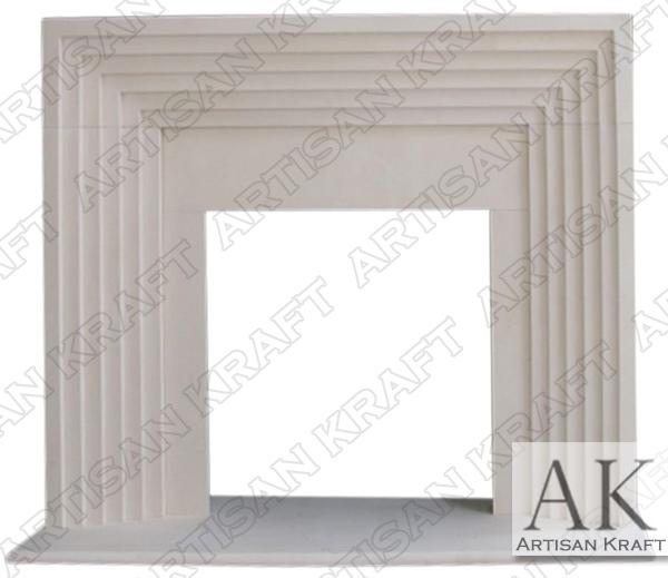 ART-DECO-FIREPLACE-MANTEL-Limestone