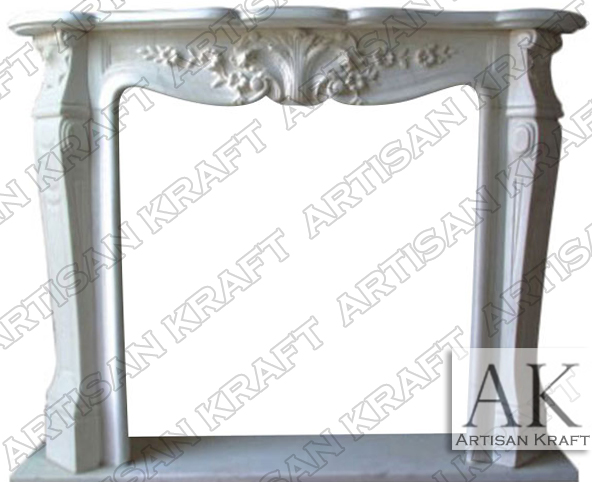 Carolina Marble Fireplaces