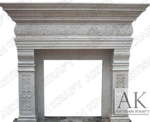 Columbus-Marble-Fireplace-Surround
