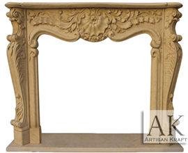 Connecticut Fireplace Mantel